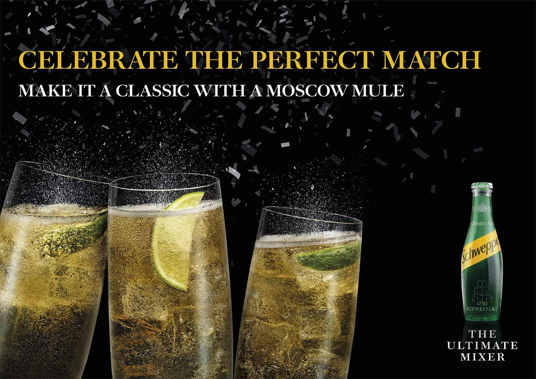 Schweppes Moscowmule
