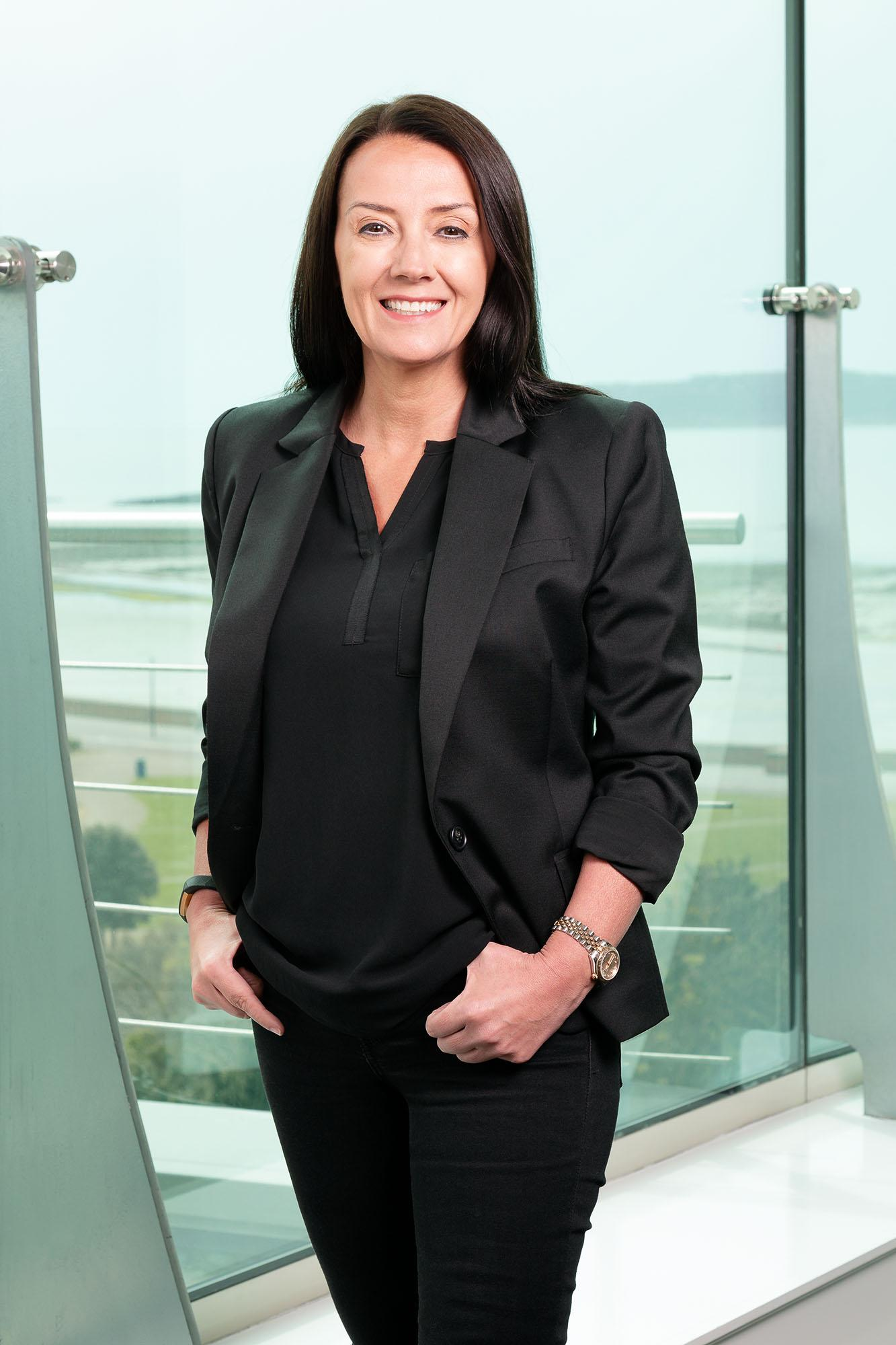 Sue Fox CEO of HSBC Channel Islands